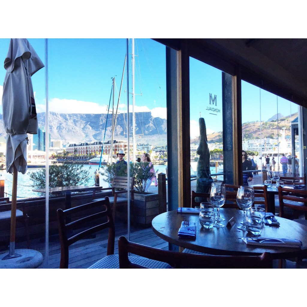 Mondiall, at V&A Waterfront