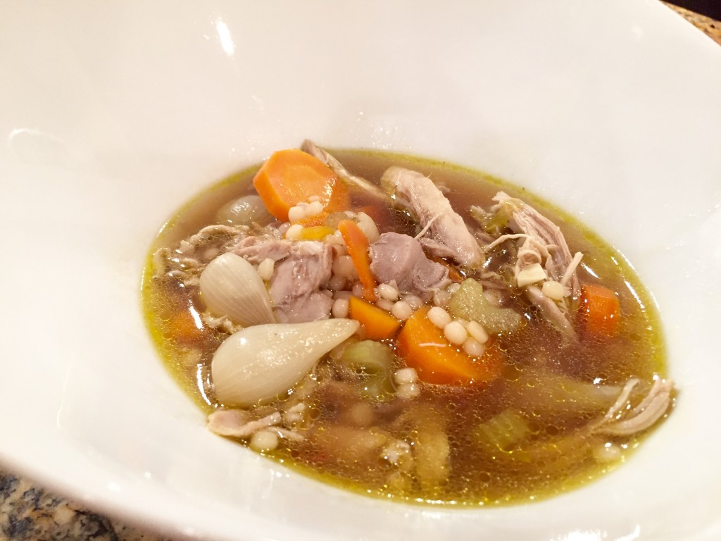 Blog- Chicken Soup 10